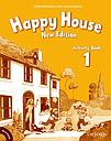 Happy House 1 - Activity Book and MultiROM Pack - New Edition