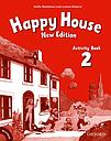 Happy House 2 - Activity Book and MultiROM Pack - New Edition
