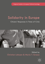 Solidarity in Europe - Citizens' Responses in Times of Crisis