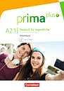 Prima plus  A2: Band 1 - Arbeitsbuch mit CD-ROM